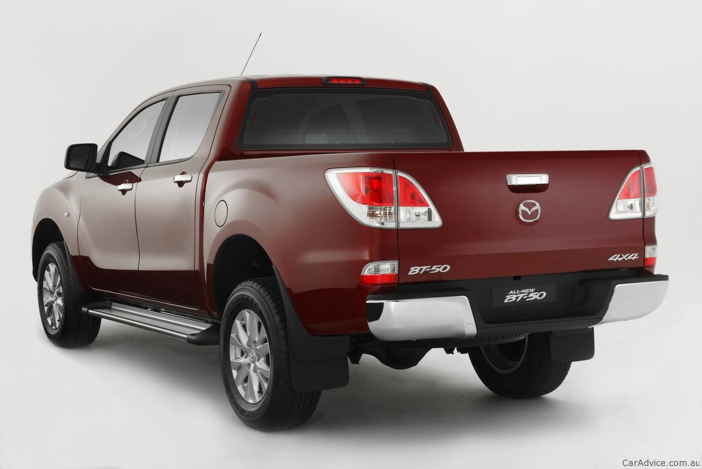 Mazda bt 50 2012