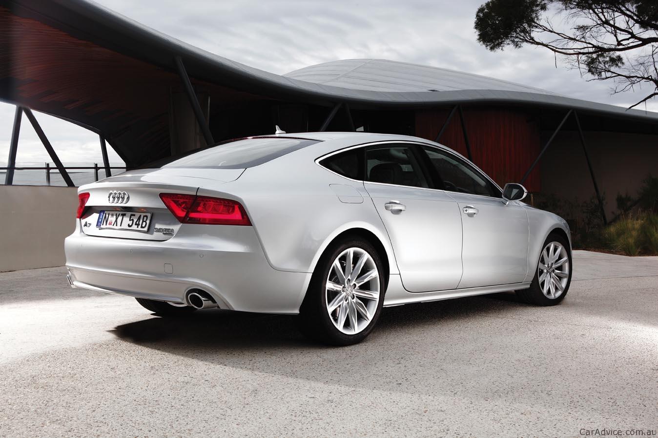 Audi Suv Models >> 2011 Audi A7 Sportback launched in Australia - photos | CarAdvice