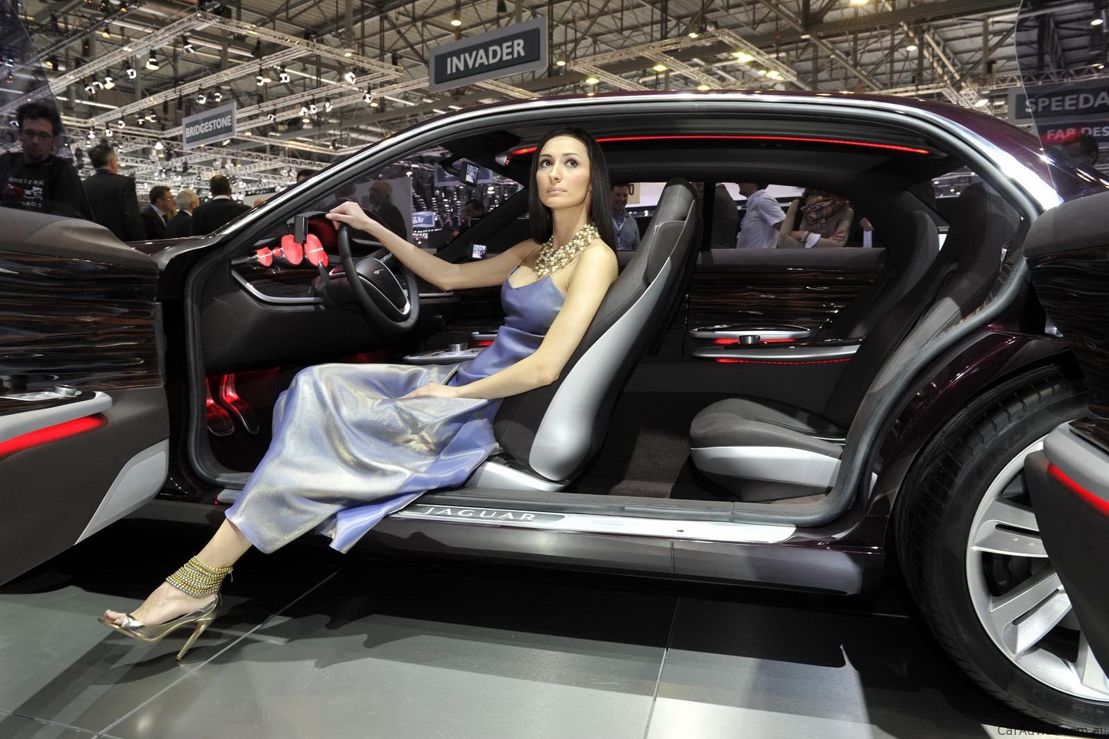 Bertone B99 Jaguar Concept Unveiled At Geneva Photos