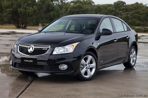2011 Holden Cruze Review Sri V 1 4t Photos Caradvice