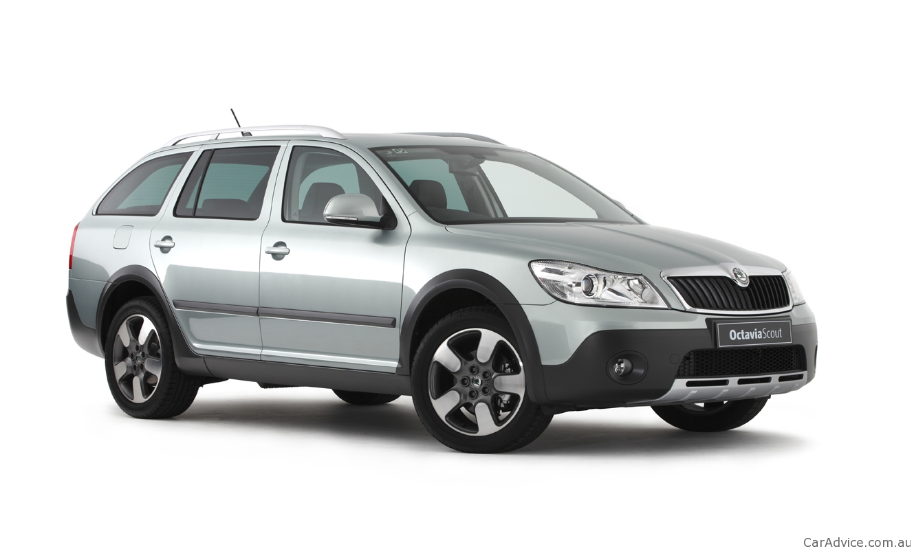 Skoda Octavia Scout Dsg Review Photos Caradvice