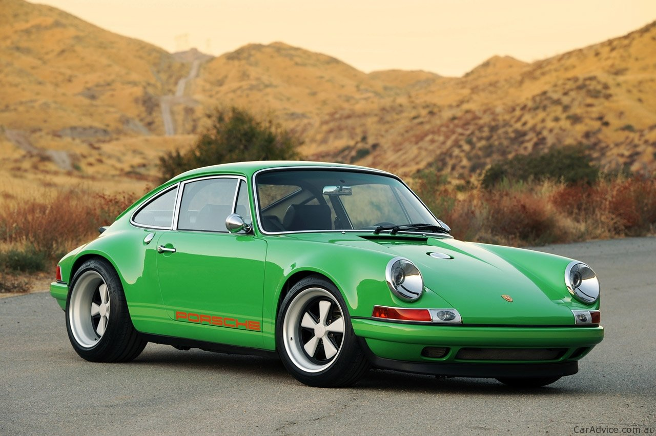 Porsche 911 Singer Design Photos Caradvice