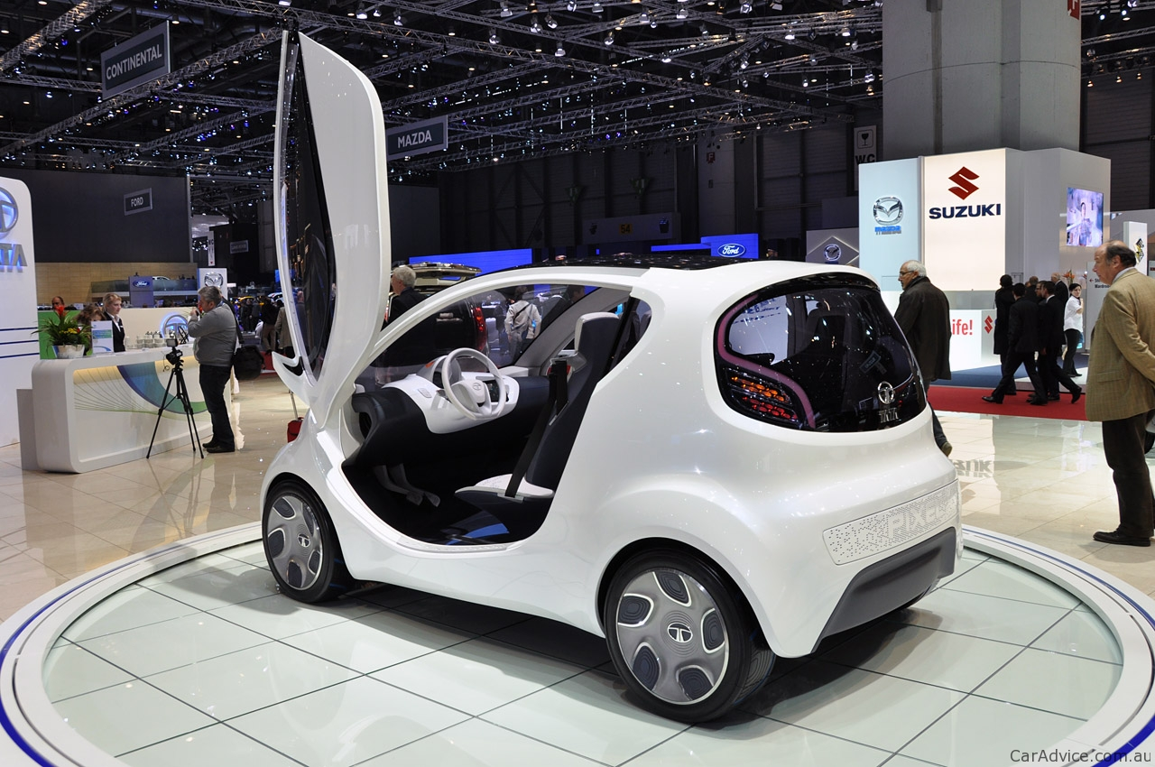 Tata Pixel production for Europe confirmed - photos ...
