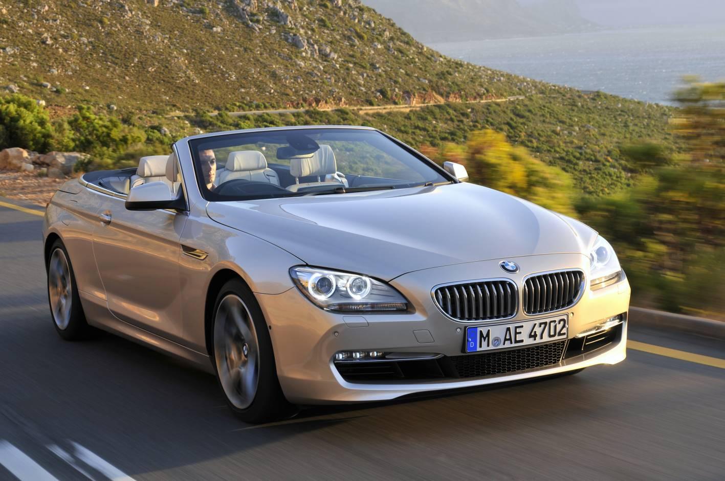 2011 BMW 6 Series Convertible Australian pricing - photos ...