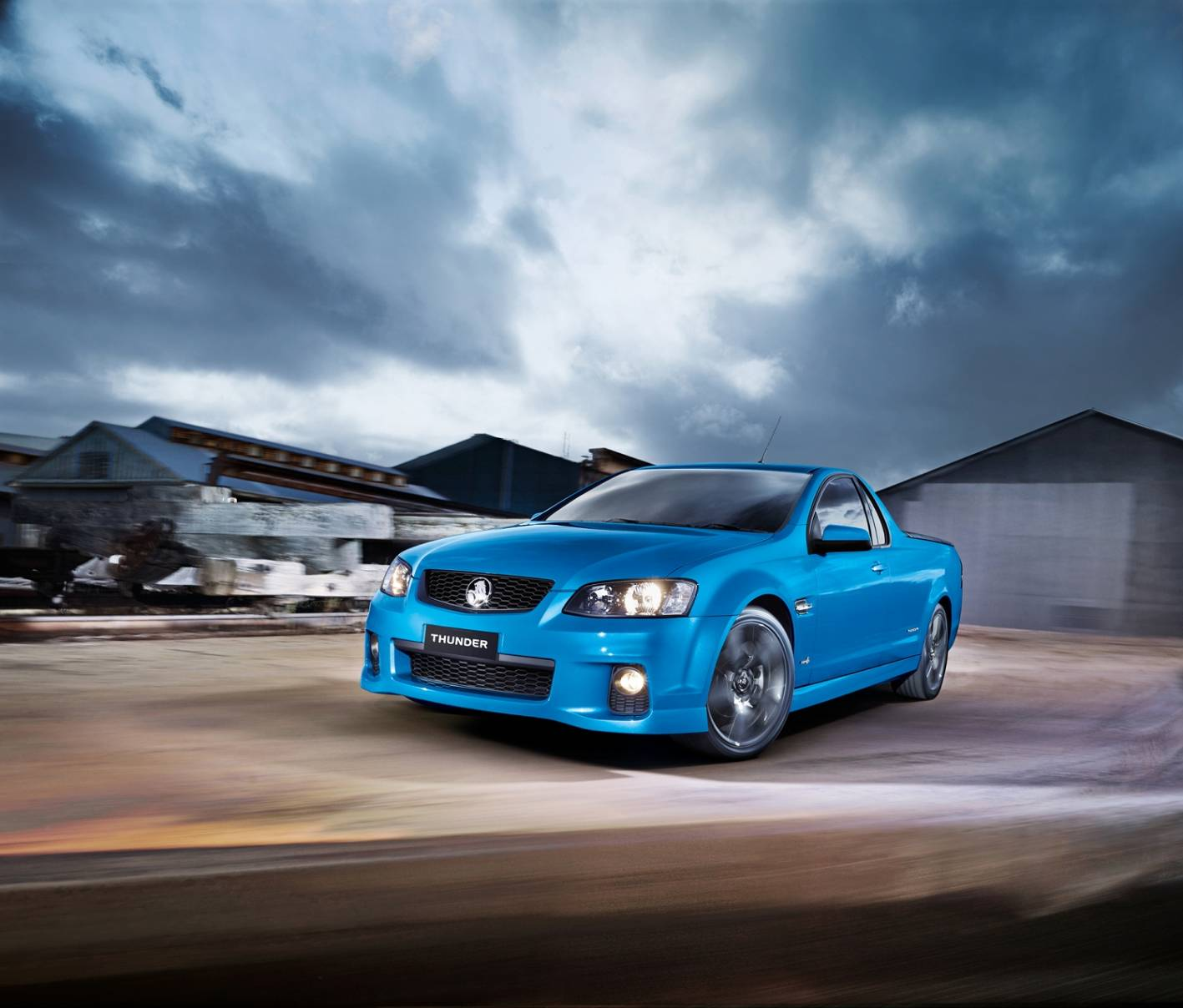 2011 Holden Ve Series Ii Thunder Ute On Sale In Australia