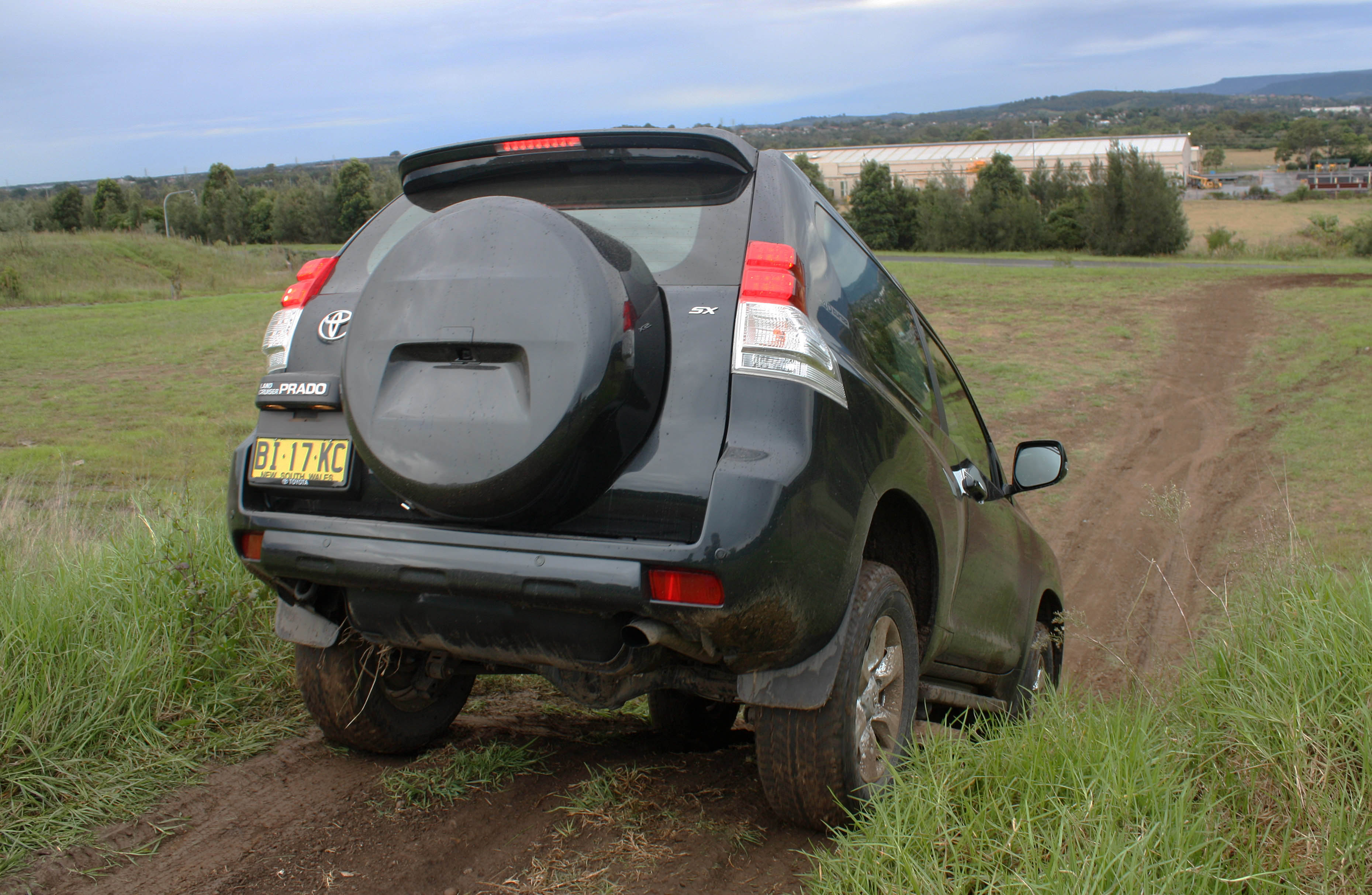 2012 Toyota Landcruiser Prado Review Photos Caradvice