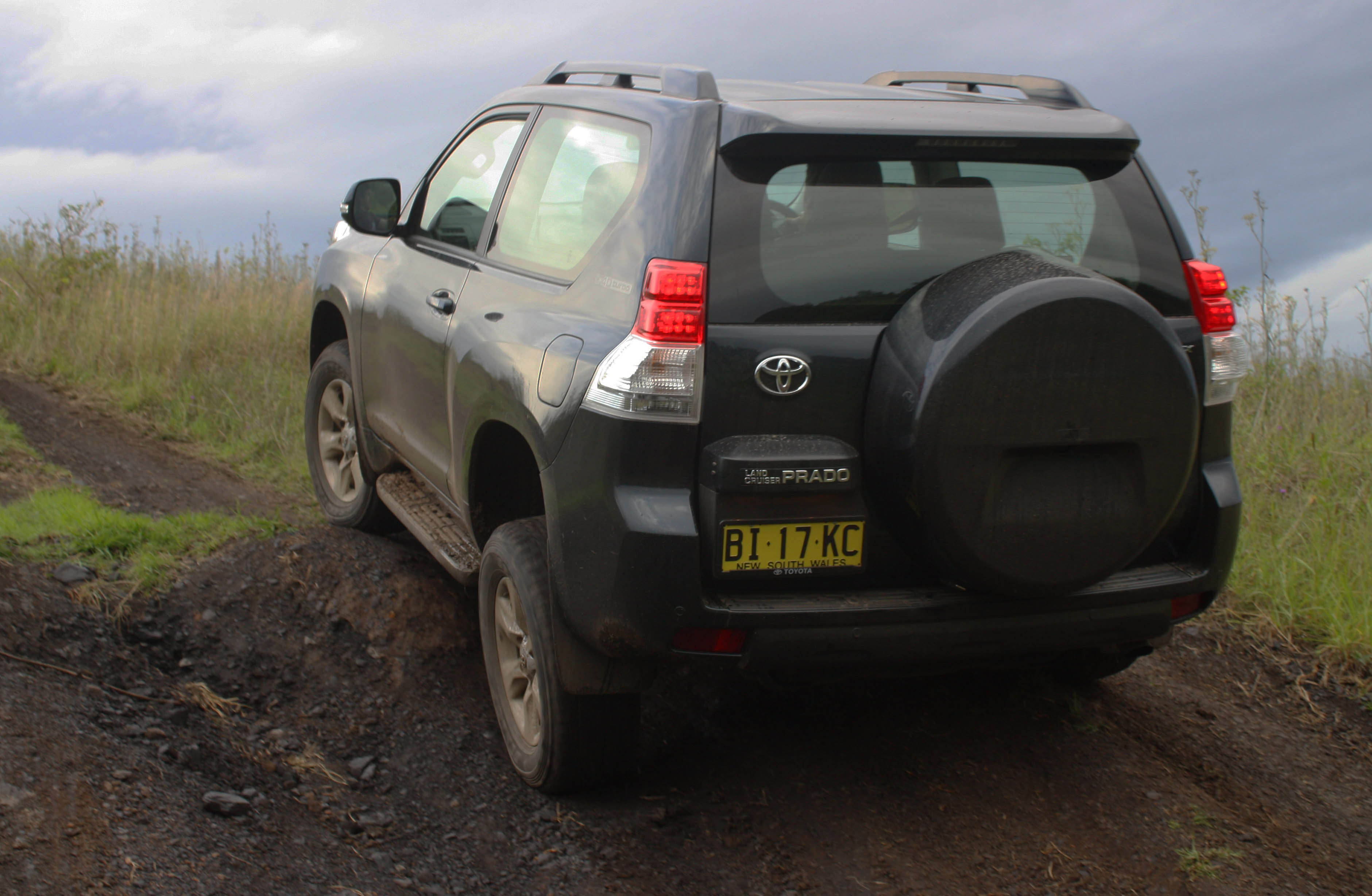2012 Toyota Landcruiser Prado Review Photos Caradvice