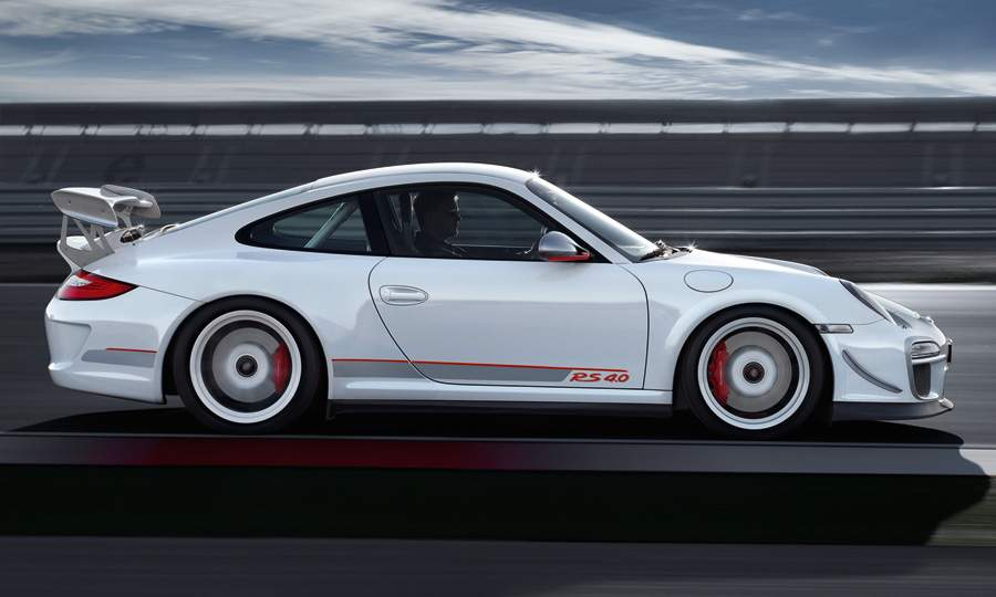Porsche New Car Warranty Australia
