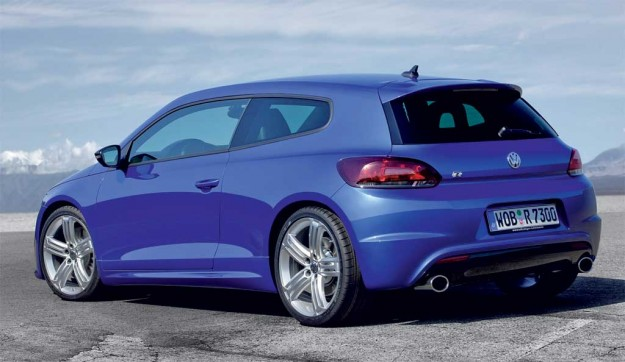 Volkswagen Scirocco Coming To Australia Early 2012