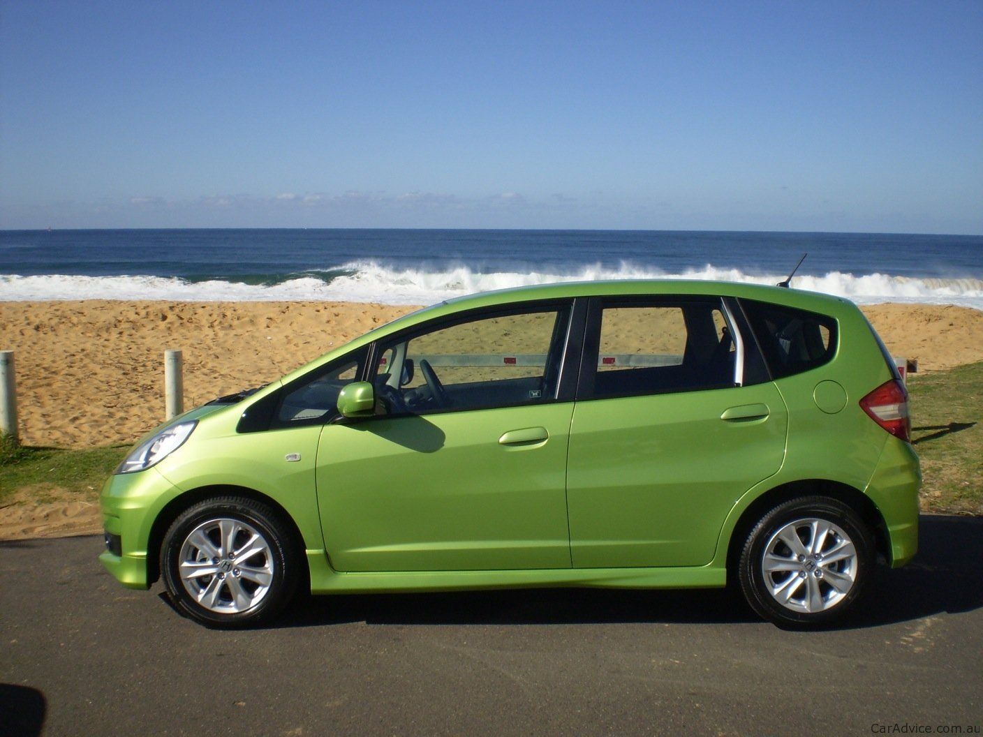 Honda Jazz Review - photos | CarAdvice