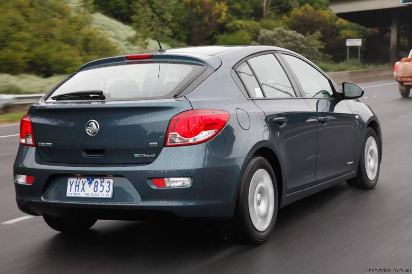 2012 holden cruze hatch testing on sale q4 this year photos caradvice. Black Bedroom Furniture Sets. Home Design Ideas