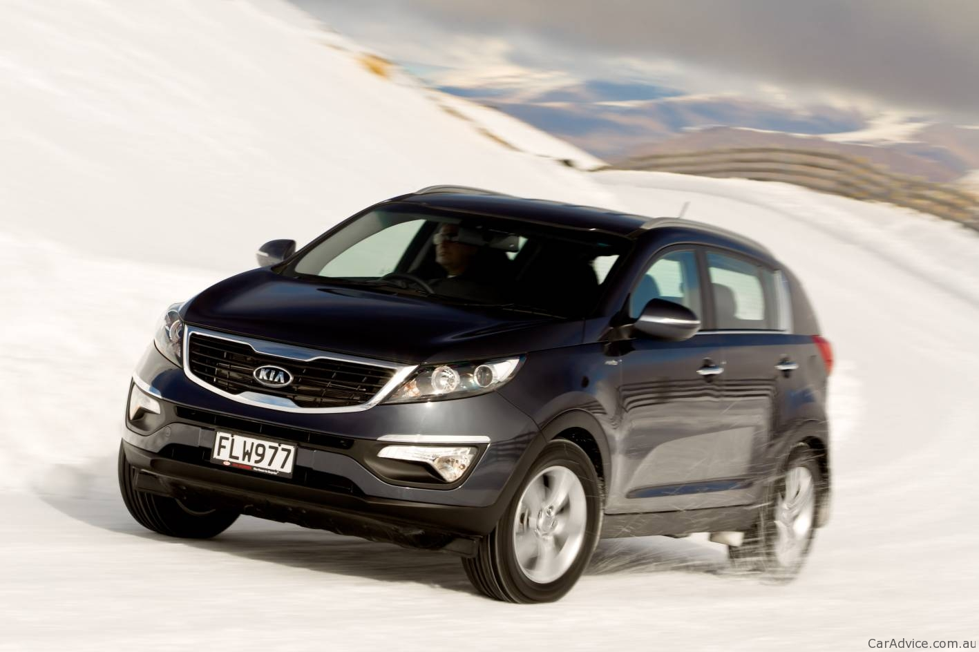 2012 Kia Sportage Update On Sale In Australia Photos