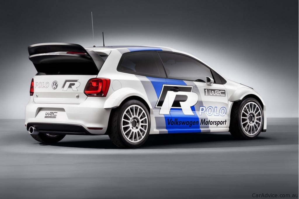 2013 Volkswagen Polo R Wrc Not For Production Photos Caradvice