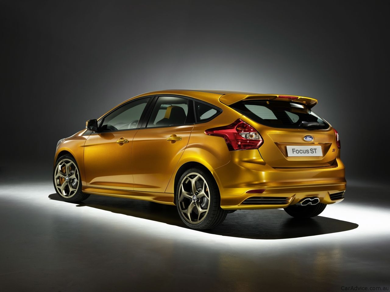2012 Ford Focus St Testing At The Nurburgring Photos