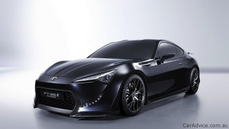 Toyota Supra Specs >> Toyota FT-86 II sports car confirmed for sale in Australia ...