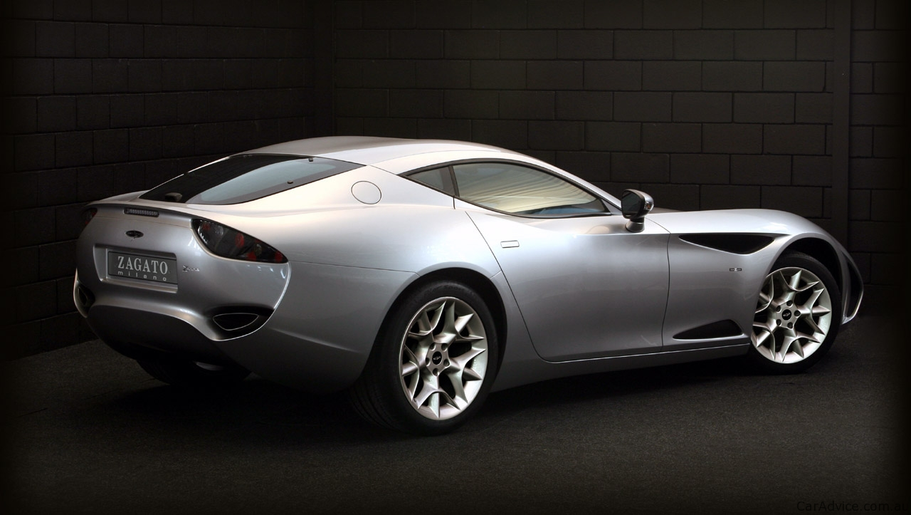 Perana Zone South African Sports Car Ready For Production - Sports cars that start with z