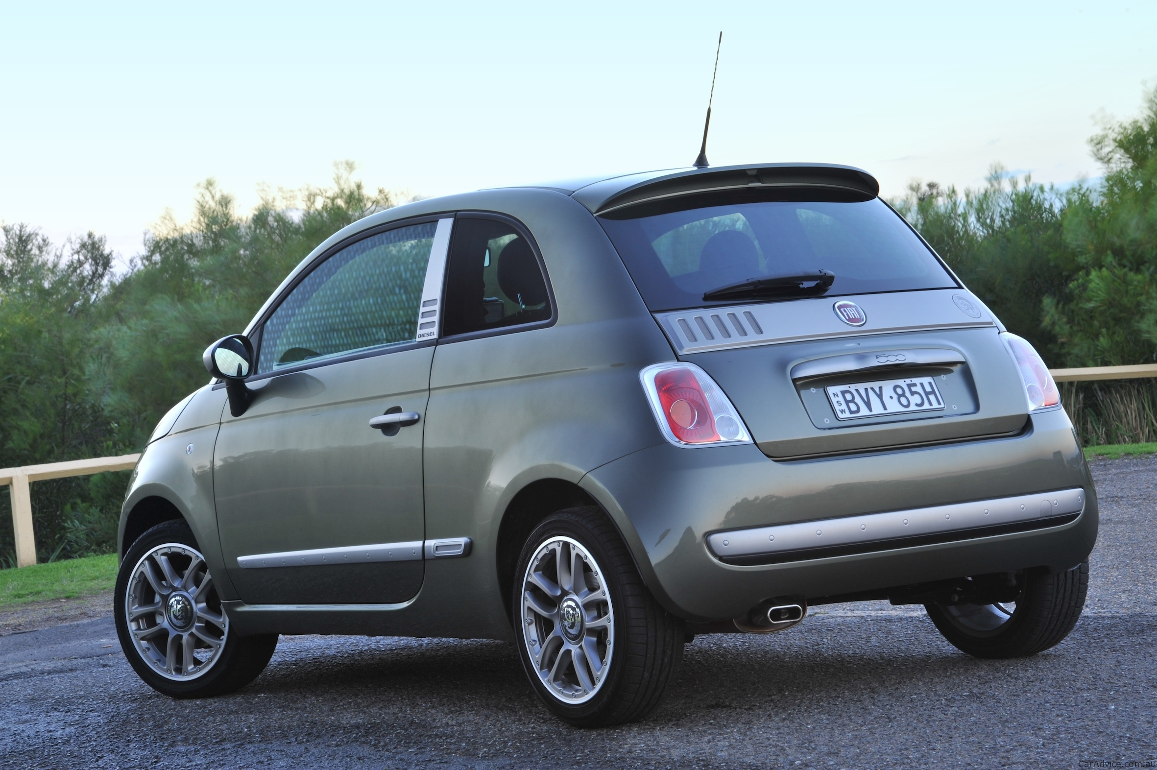 2011 Fiat 500 Diesel On Sale In Australia... But It's Not