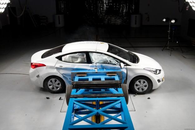 2011 Ford Focus Hyundai Elantra Nissan Leaf Awarded Five