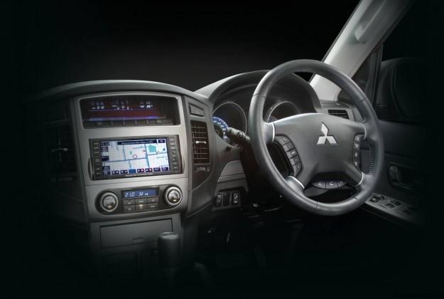 2011 Mitsubishi Pajero Rx On Sale In Australia Photos