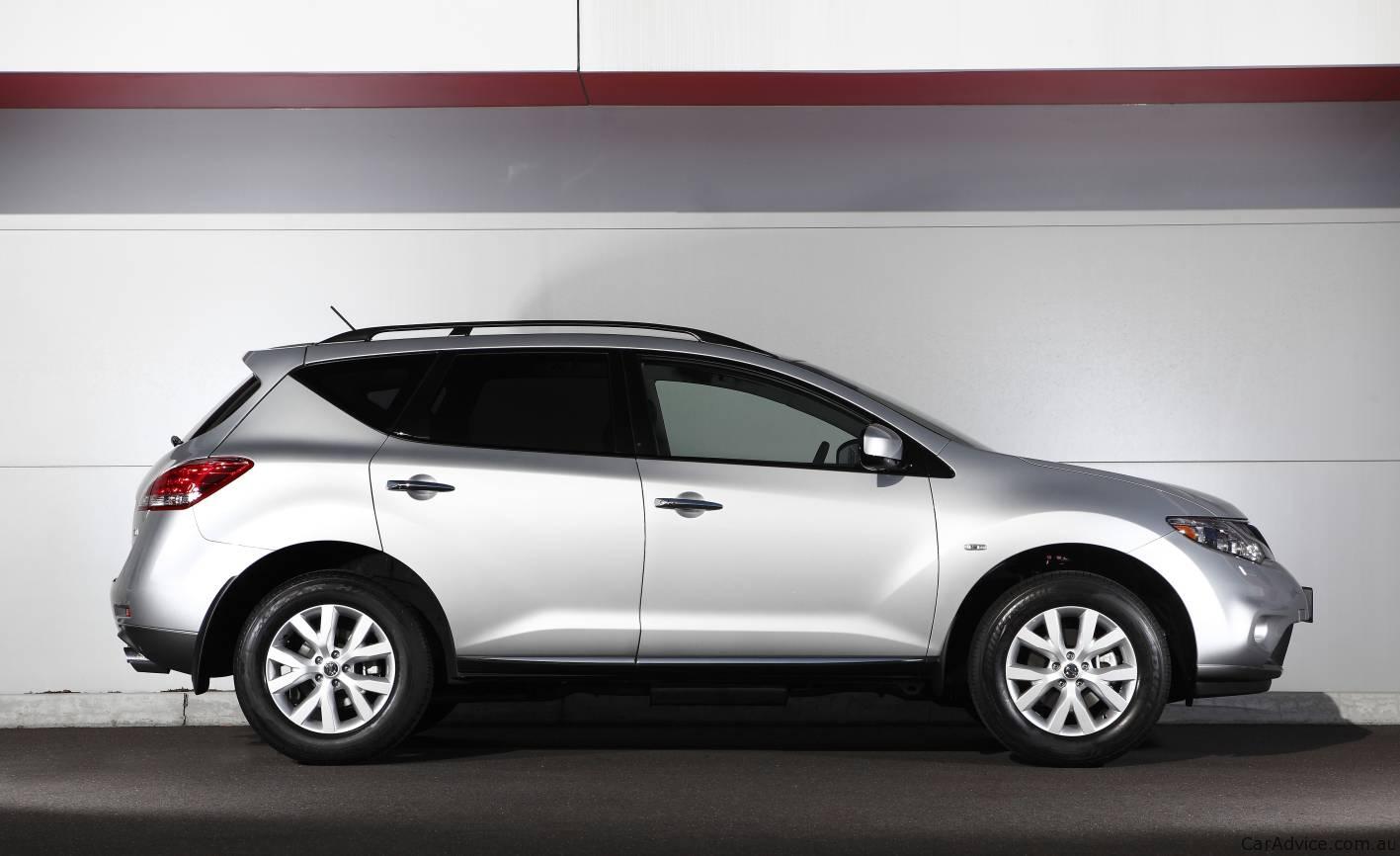 2011 Nissan Murano Facelift On Sale In Australia In