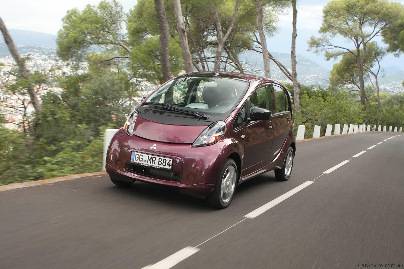 Mitsubishi I MiEV To Get Shorter Range, Cheaper Price
