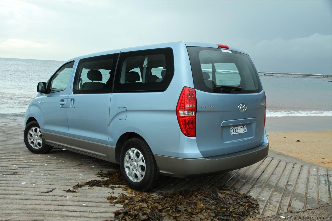 Hyundai iMax Review - photos   CarAdvice