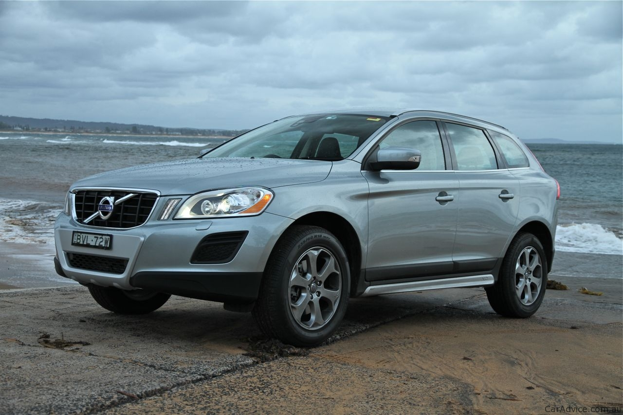 Volvo Xc60 D5 Review Photos Caradvice