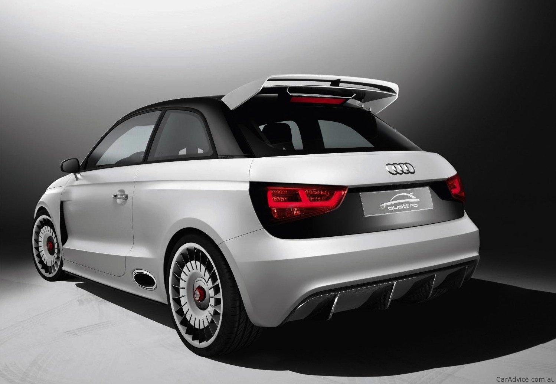 Audi A1 Clubsport Quattro Unveiled Photos Caradvice