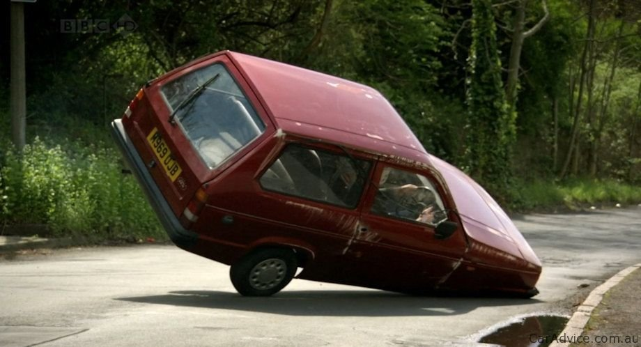 Reliant Robin The Least Crashed Vehicle In The Uk Photos