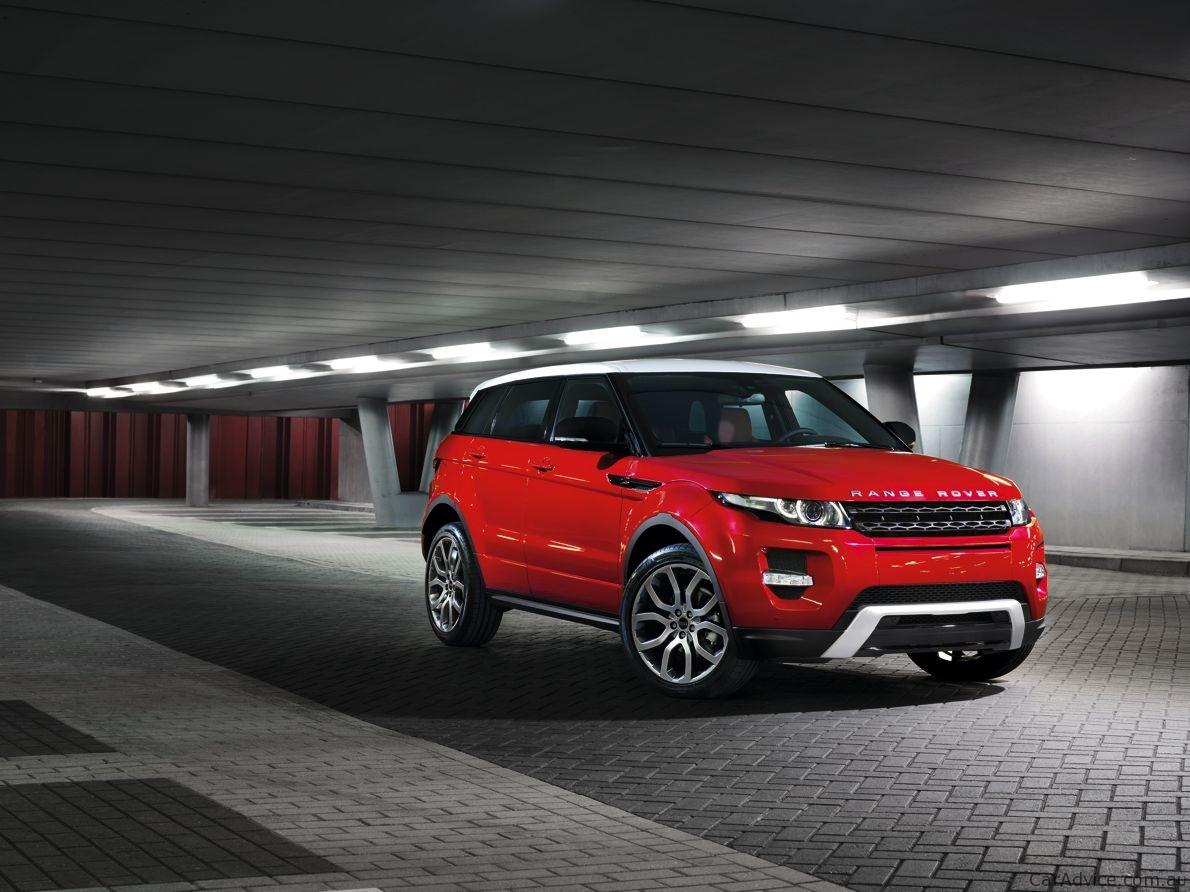 Range Rover Convertible Price >> Range Rover Evoque pricing for Australia - photos | CarAdvice