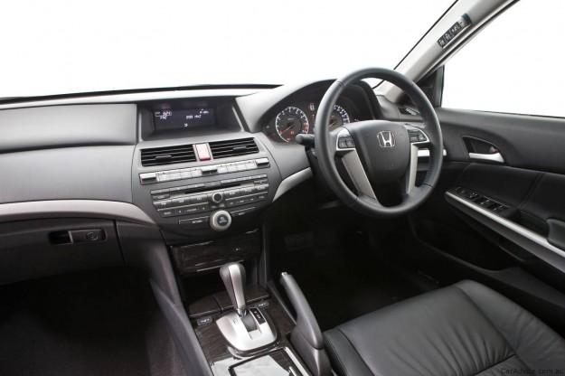 2011 Honda Accord At Australian International Motor Show