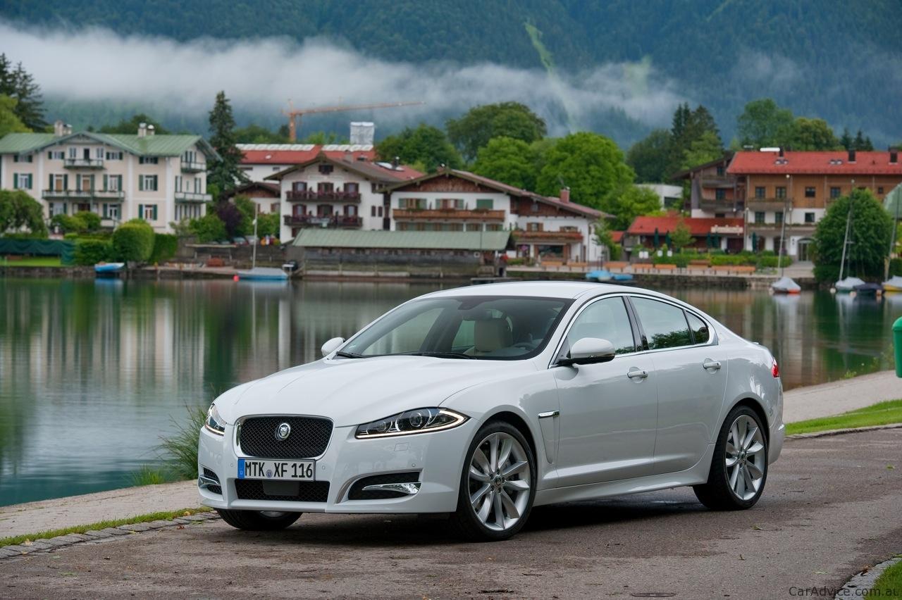 2012 Jaguar Xf Review Photos Caradvice