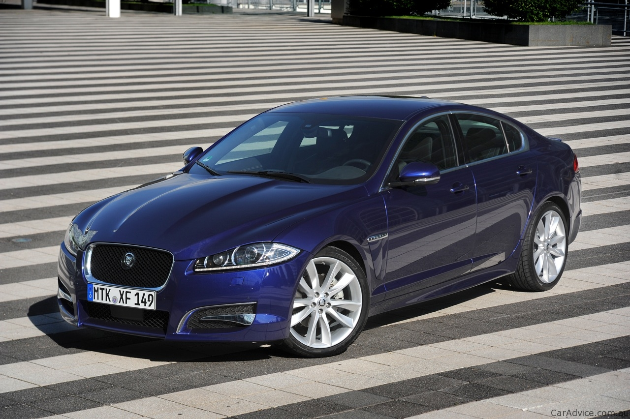 2012 Jaguar Xf Review Photos Caradvice