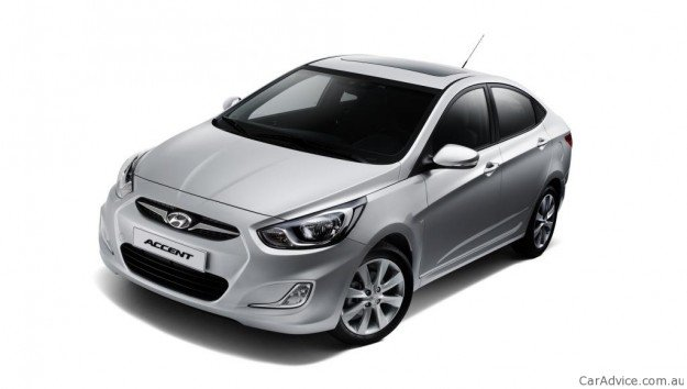 2012 Hyundai Accent Pricing And Specifications For