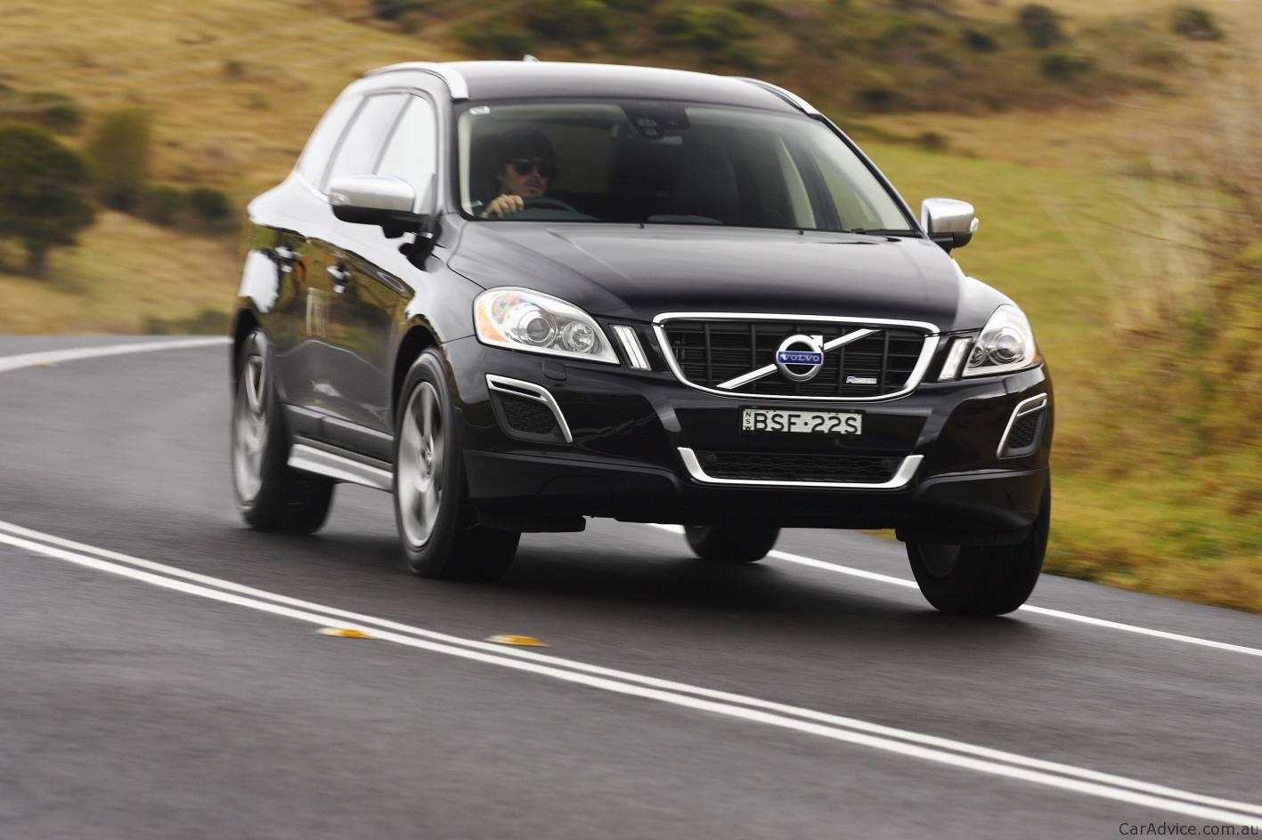 2012 Volvo XC60 update on sale in Australia - photos   CarAdvice