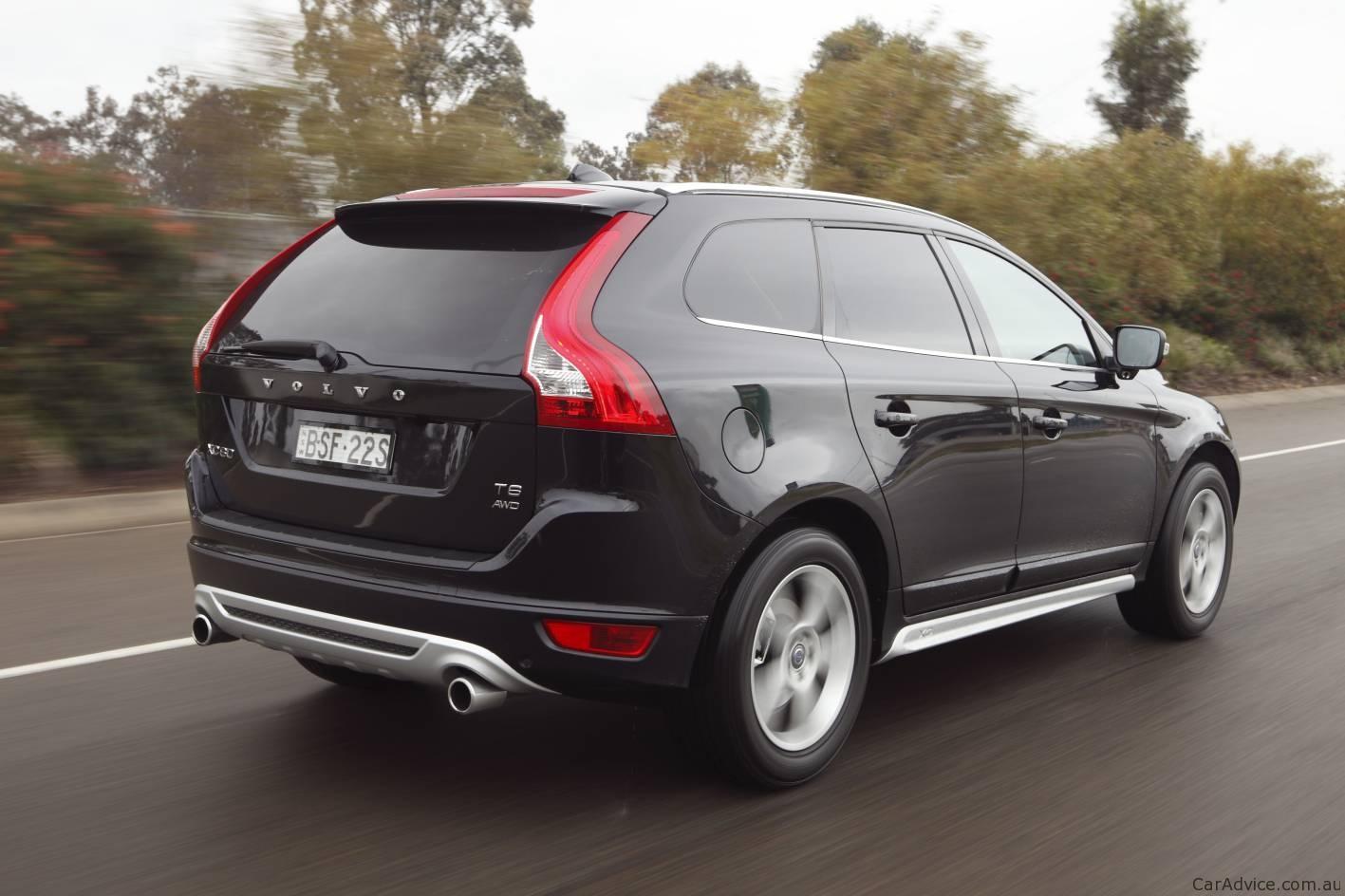 2012 Volvo Xc60 Update On Sale In Australia Photos