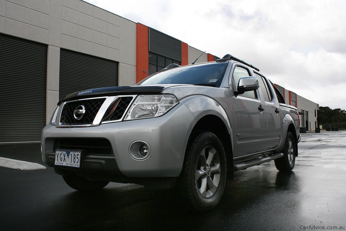 Mazda 3 Price >> Nissan Navara ST-X 550 Review - photos | CarAdvice