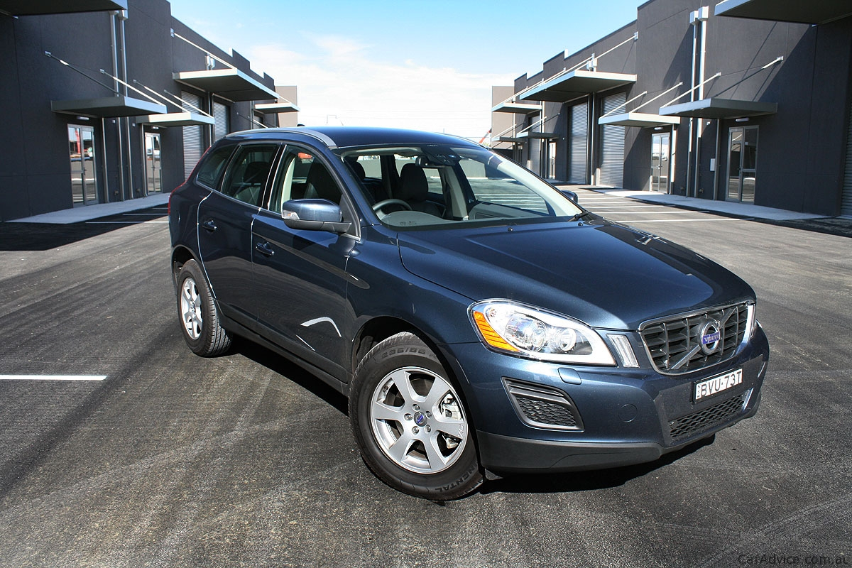 volvo xc60 t5 review photos caradvice. Black Bedroom Furniture Sets. Home Design Ideas
