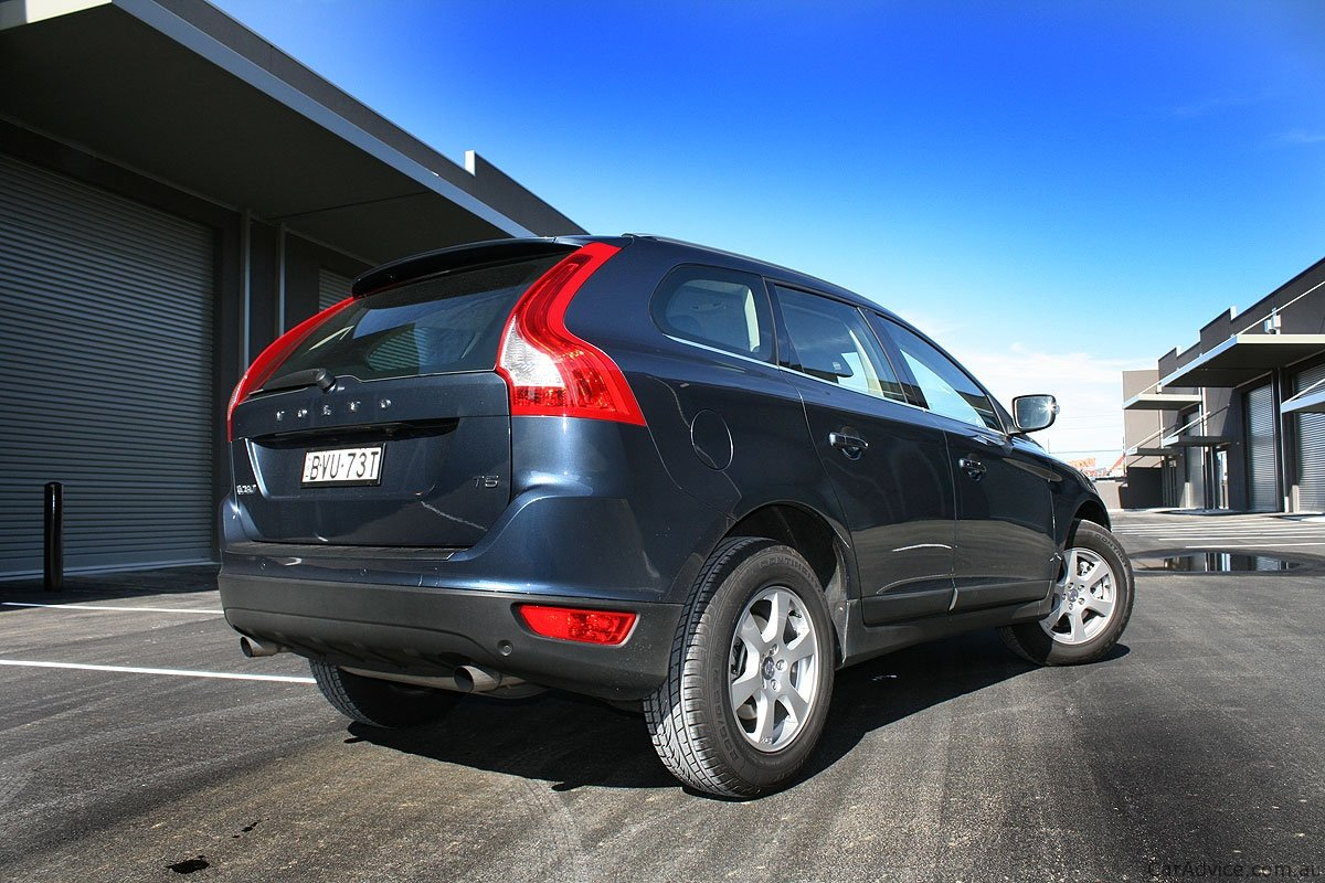 Volvo Xc60 T5 Review Photos Caradvice