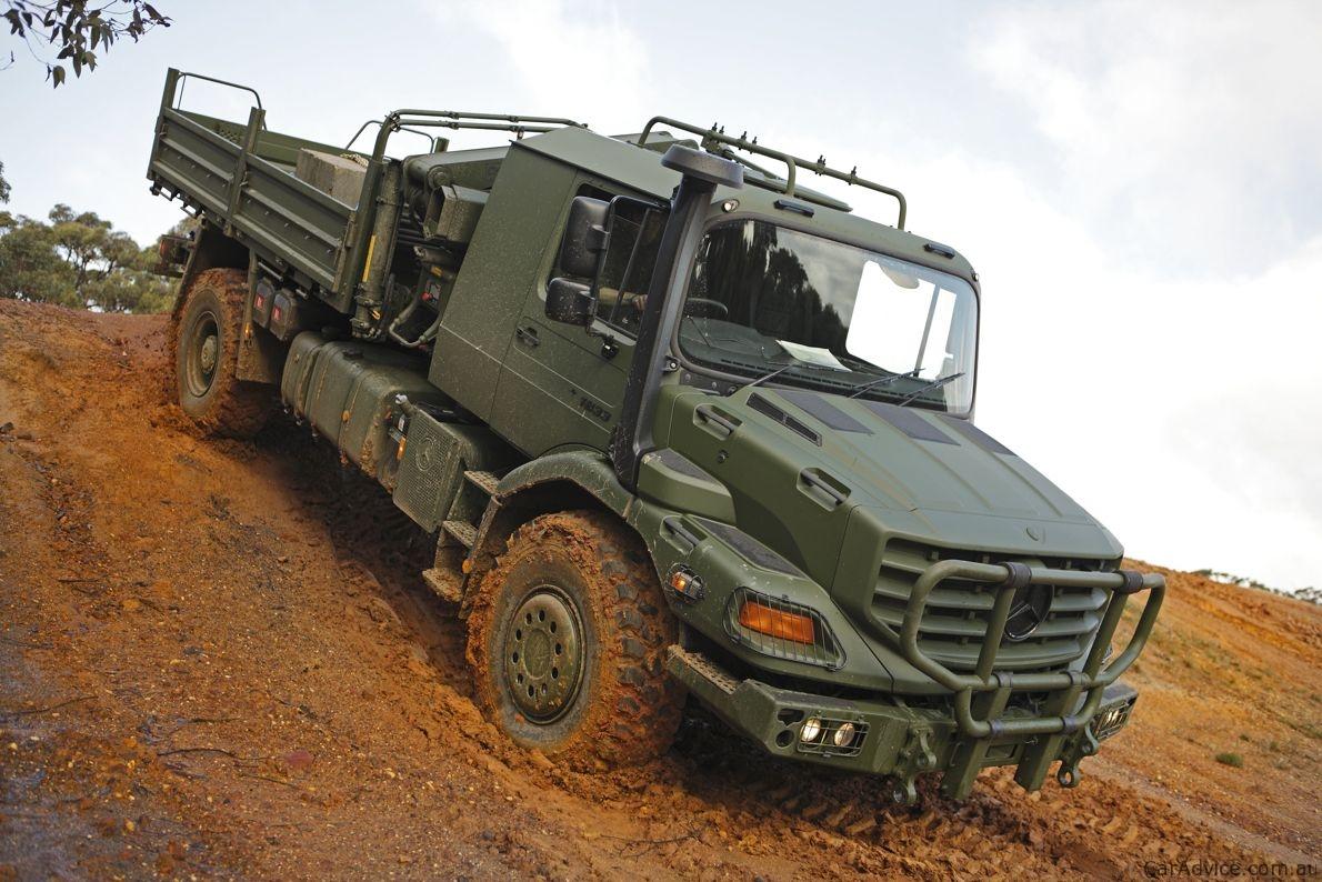 Mercedes-Benz Armoured Vehicles Road Test - photos | CarAdvice