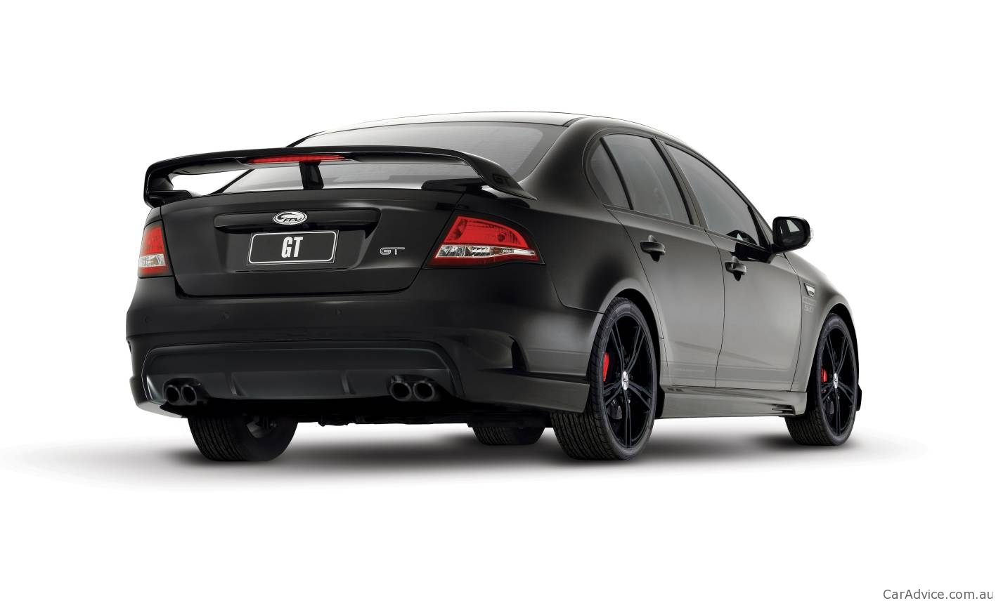 2011 Fpv Gt Black Limited Edition On Sale In Australia