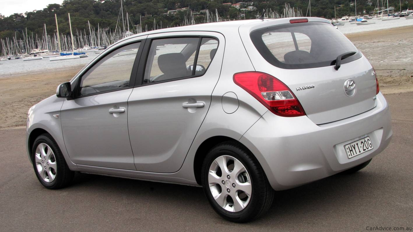 2011 Hyundai I20 Price Cut As Accent Comes In Getz Goes Out Photos Caradvice