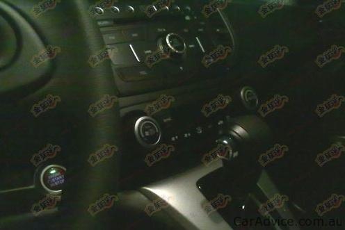 2012 Honda Cr V Interior And Exterior Spy Shots Photos