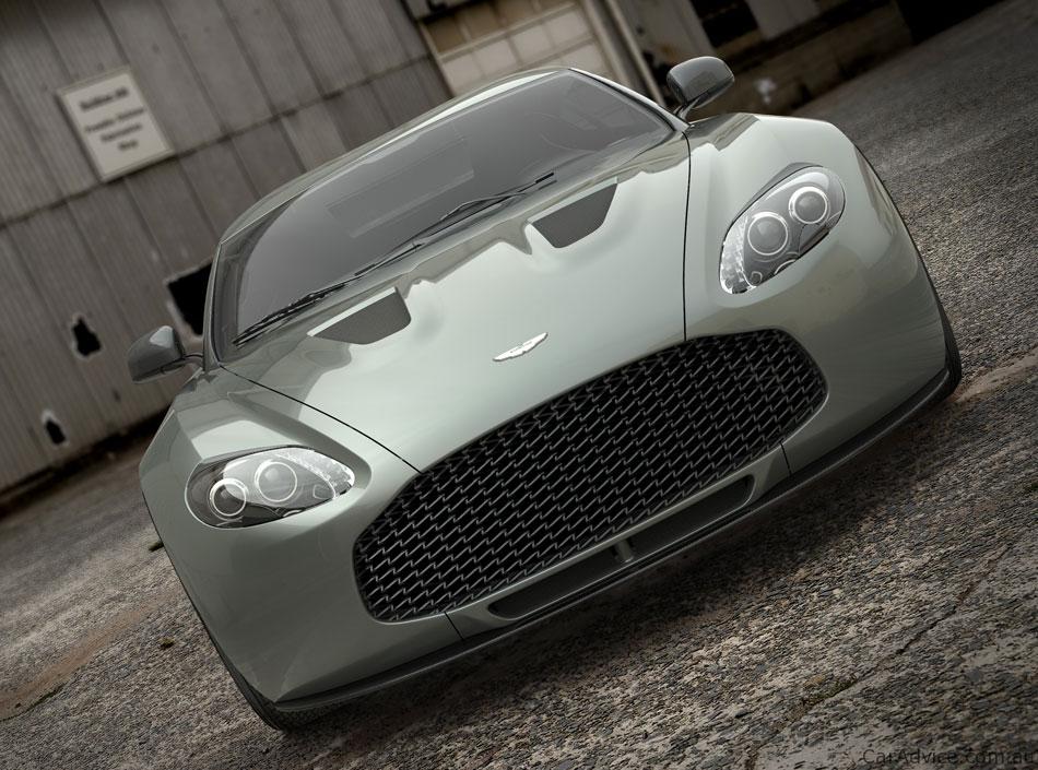 Nissan Palm Springs >> Aston Martin V12 Zagato production road car revealed - photos   CarAdvice