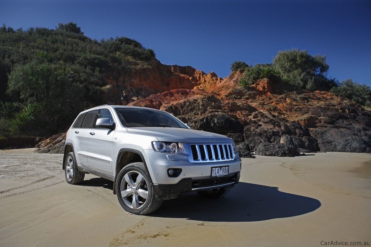 jeep grand cherokee diesel review photos caradvice. Black Bedroom Furniture Sets. Home Design Ideas