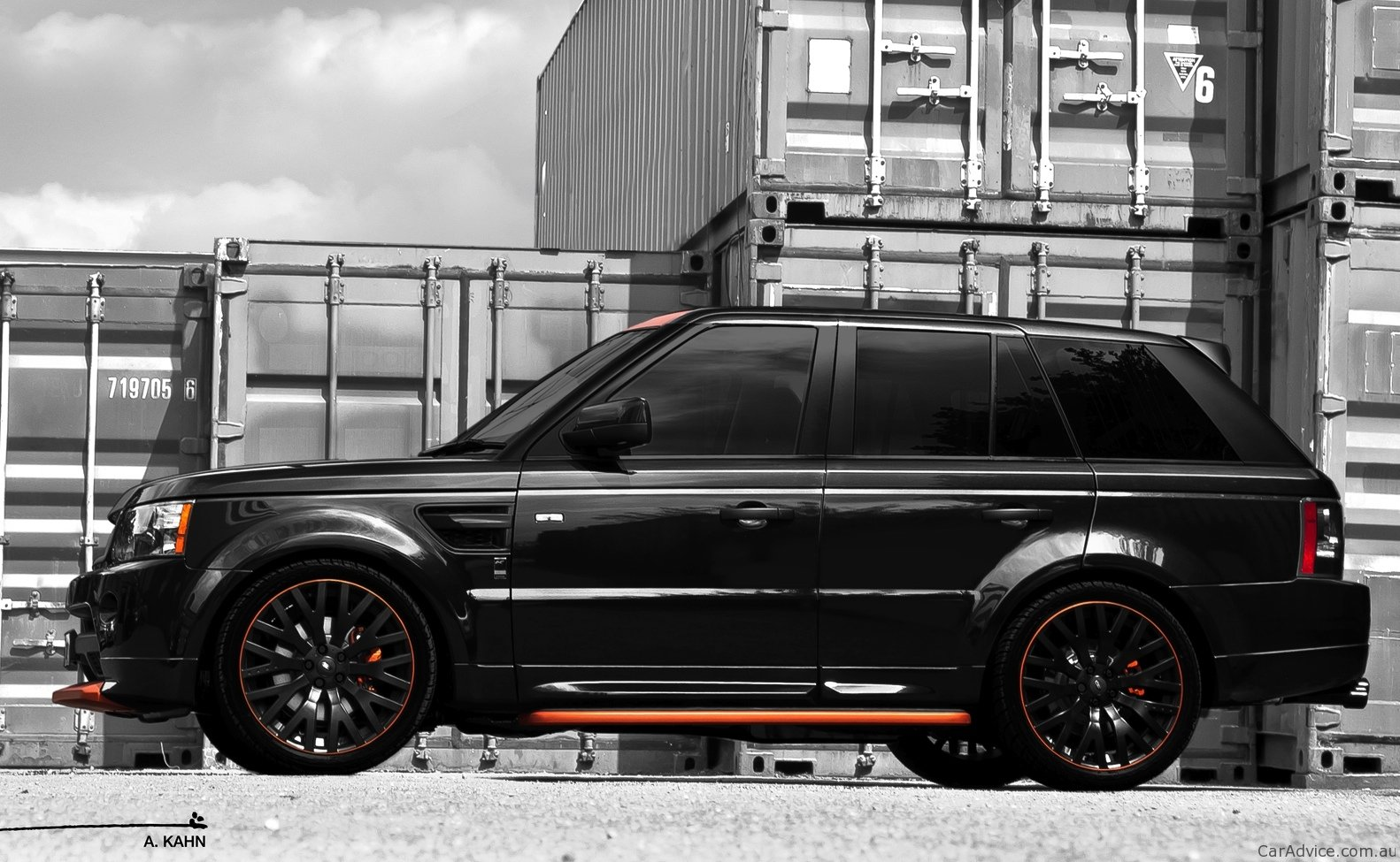 2012 Range Rover Vesuvius Edition Sport 300 By Project