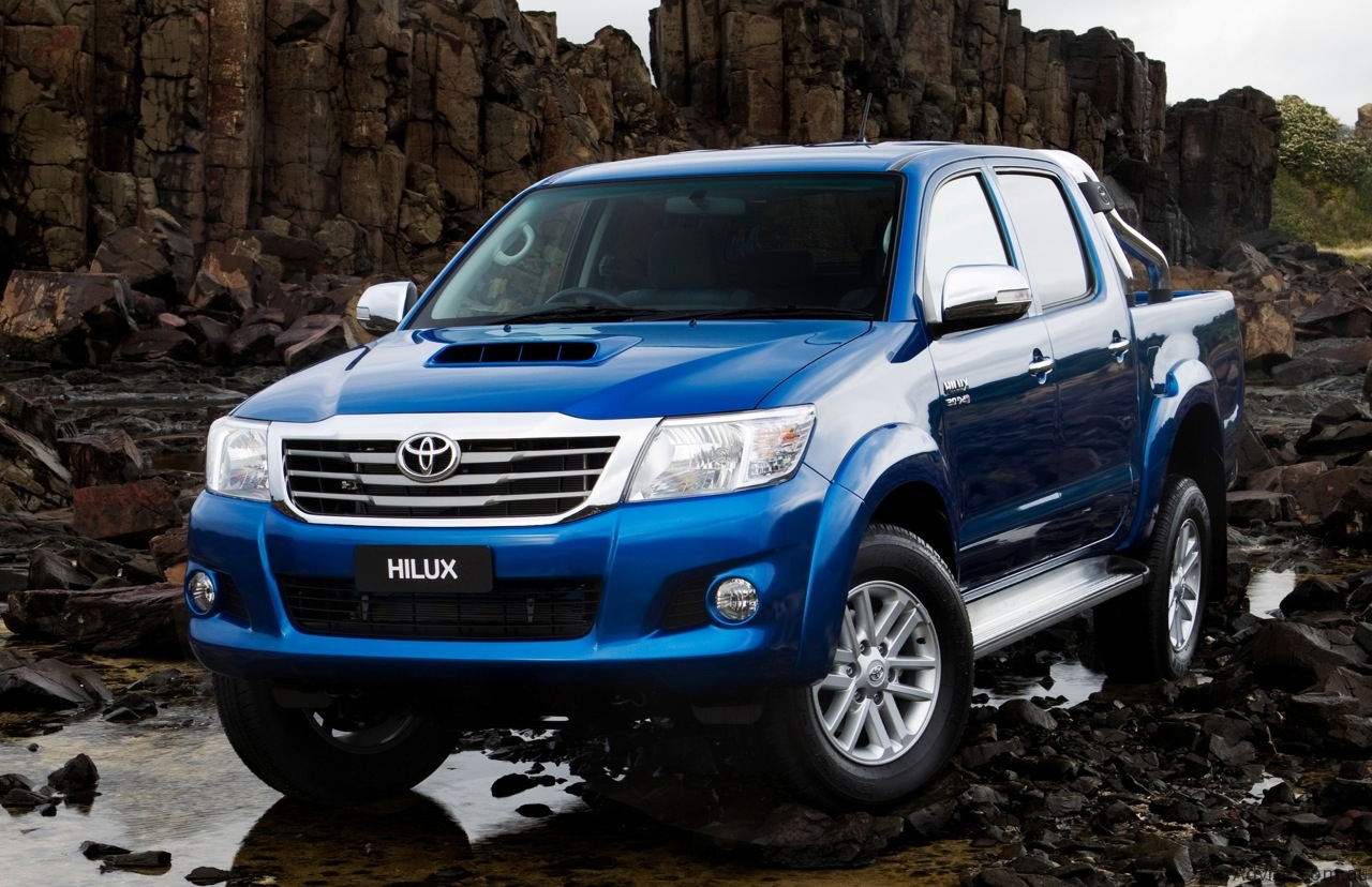 2012 Toyota Hilux Pricing Specifications Amp Gallery Photos 1 Of 88