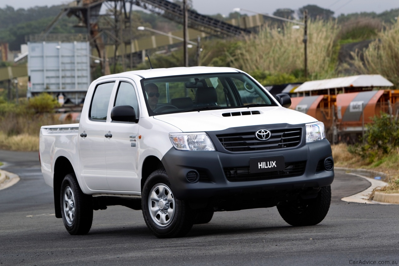 2012 Toyota Hilux Pricing Specifications Amp Gallery