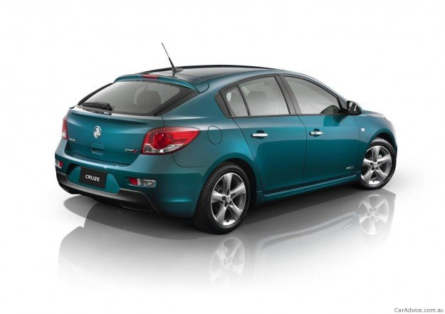 2012 Holden Cruze Hatch And Sedan Prices Details Photos
