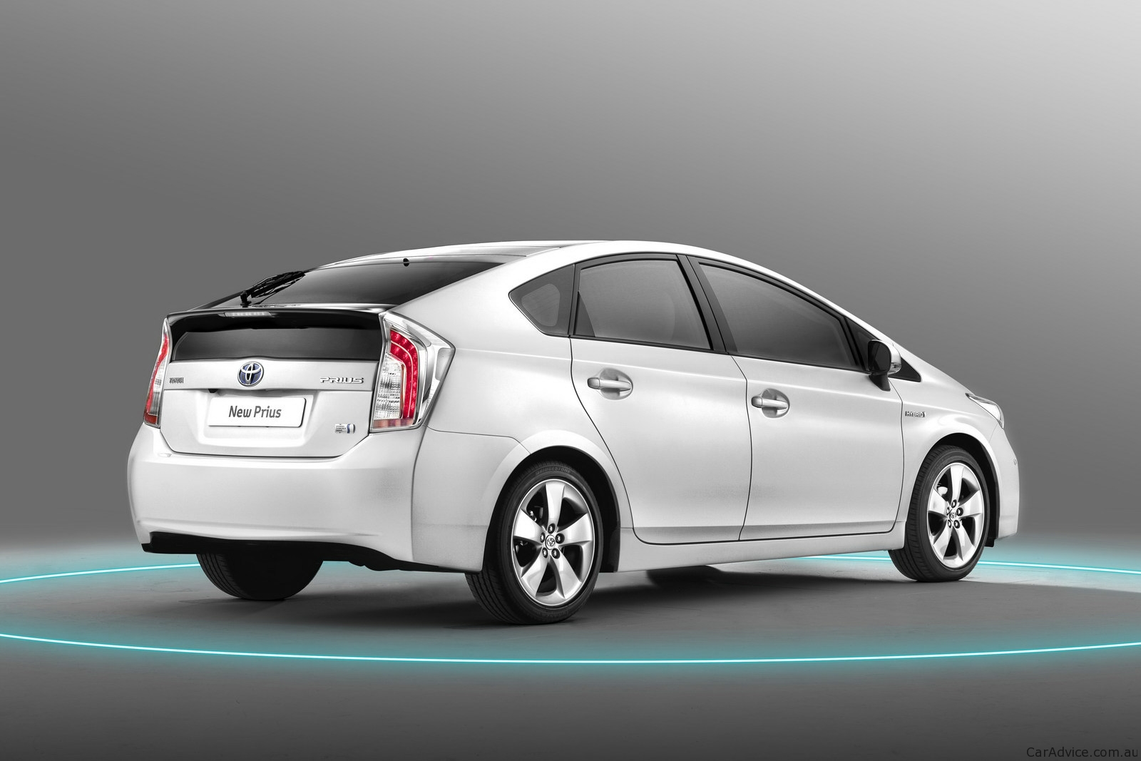 2012 Toyota Prius Facelift Coming To Australia First Half